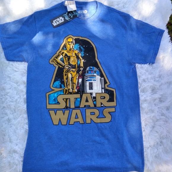 Star wars tee shirt NWT sm. Graphic star wars